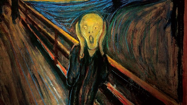El grito Edward Munch - Ayni Magazine Revista Digital