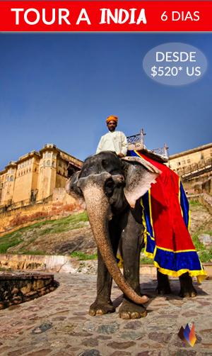 TOUR A INDIA POR 6 DIAS CON GUIA EN ESPAÑOL- LATINOAMERICA- ALLEXPEDITIONS