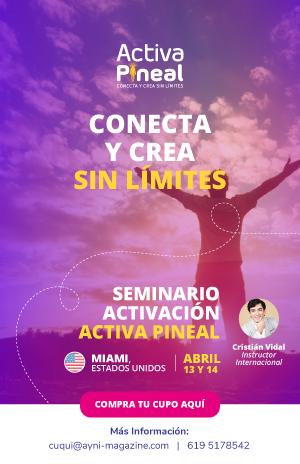 SEMINARIO ACTIVACIÓN - ACTIVA PINEAL - MIAMI