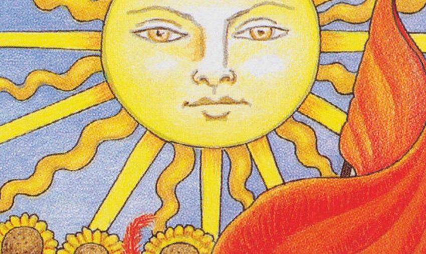 EL SOL - APRENDIENDO CON LOS ARCANOS